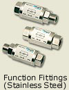 Function Fittings<br>Stainles Steel